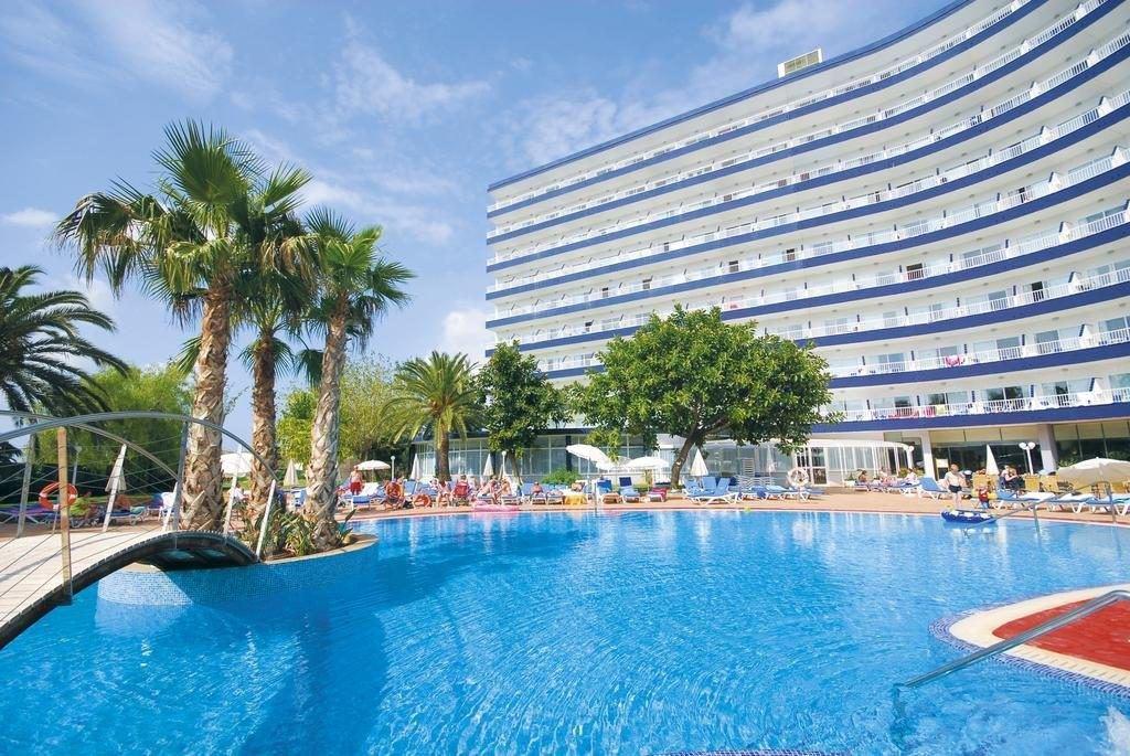 Hotel HSM Atlantic Park. Vacanță în Mallorca