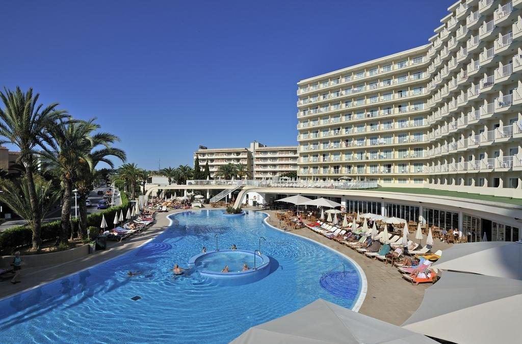 Hotel Sol Guadalupe. Vacanță în Mallorca