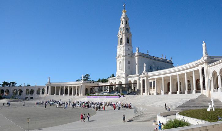 Fatima - vacanță în Portugalia