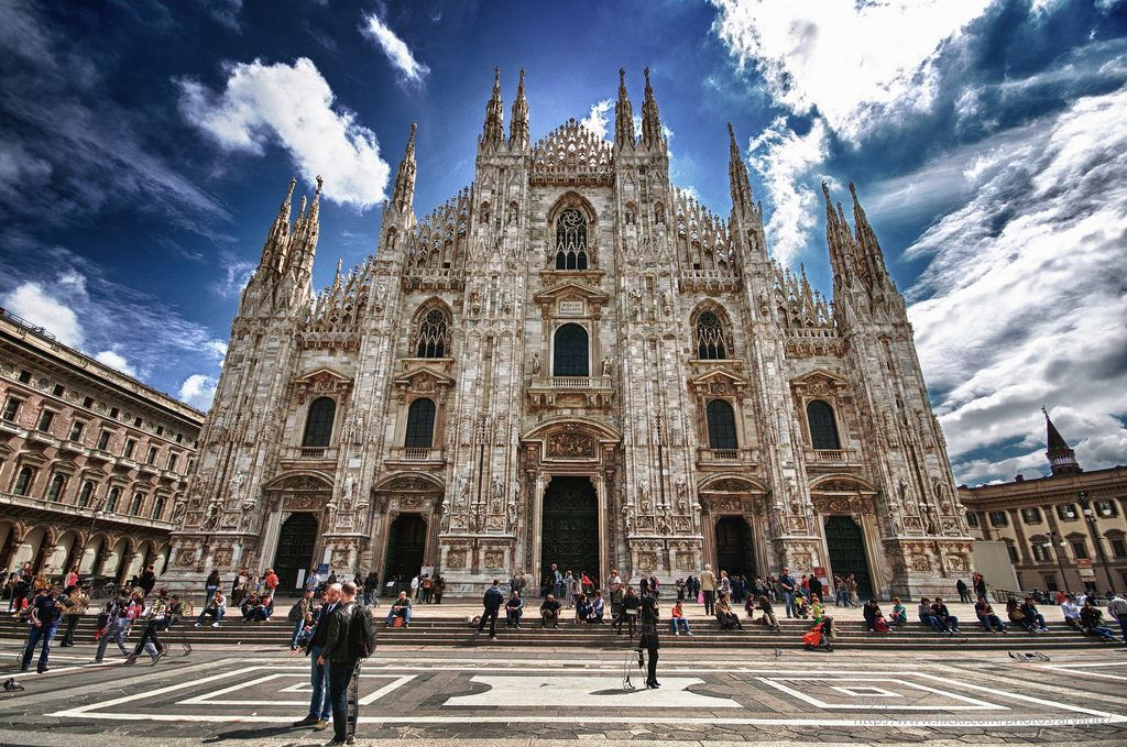 Domul din Milano - city break