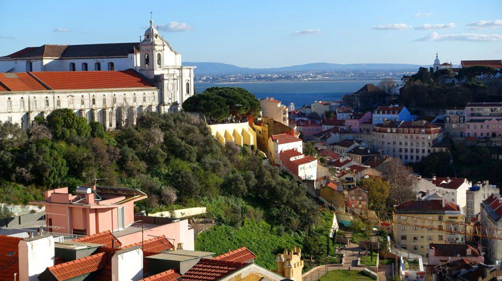 vacanță în Lisabona, Portugalia