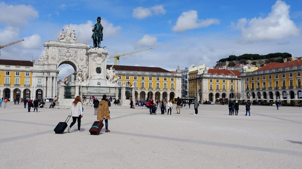 vacanță în Portugalia