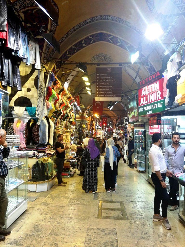 Marele Bazar din Istanbul