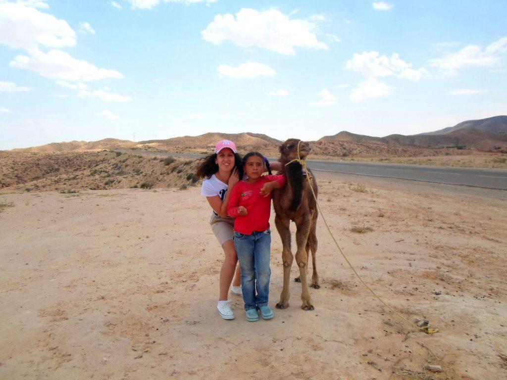 vacanță în Tunisia