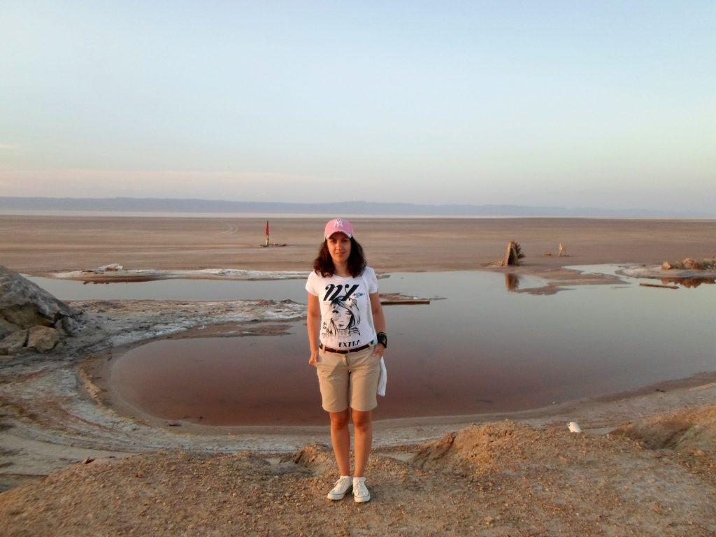 lacul sărat El-Jerid