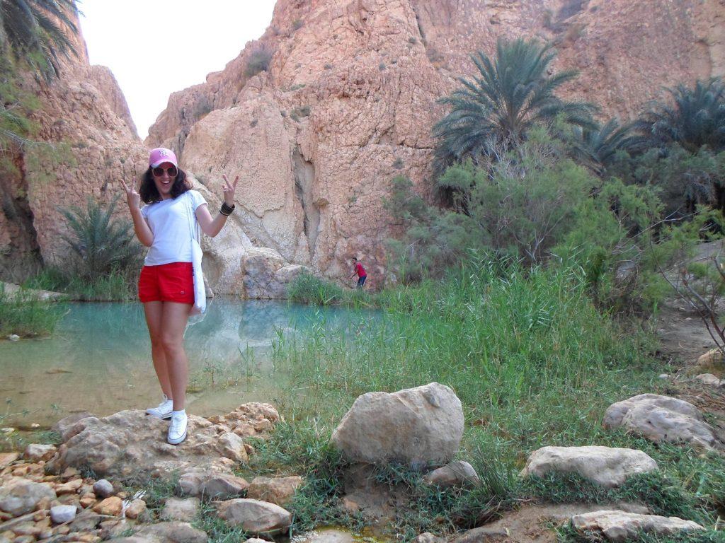 Oaza Chebika, Tunisia