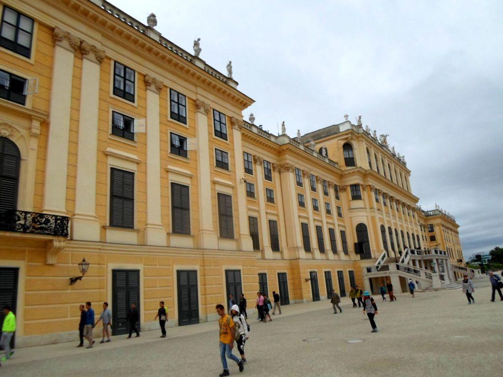 Palatul Schonbrunn, Viena