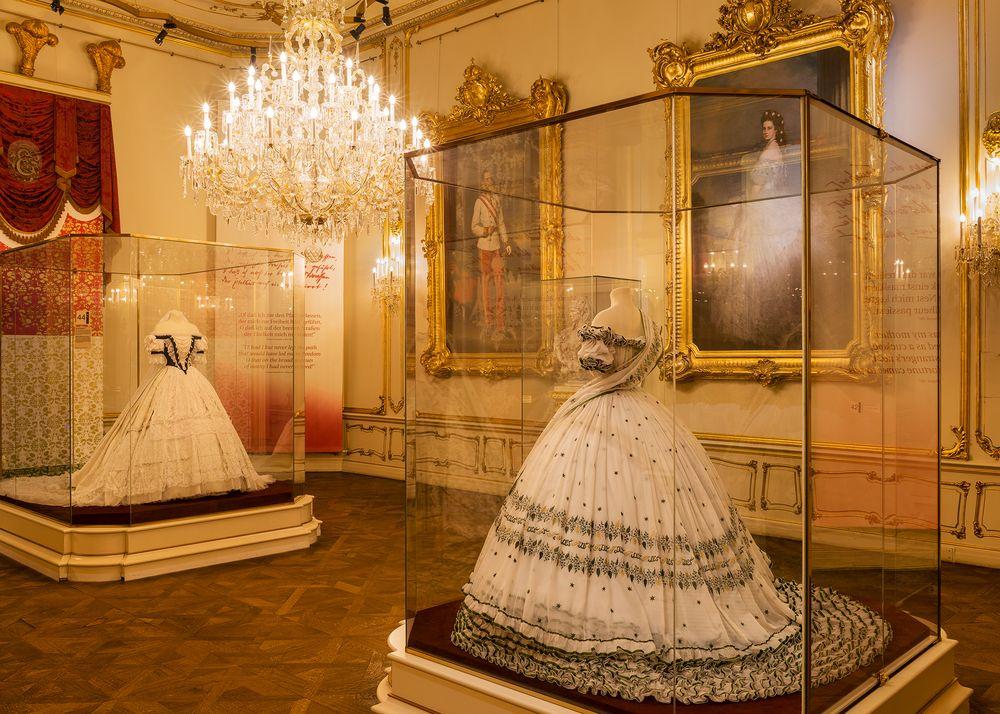 Palatul Hofburg, Sisi Museum Viena