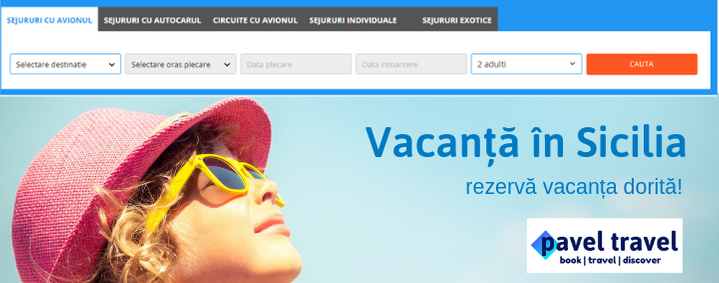 oferta vacanta in Sicilia, Italia
