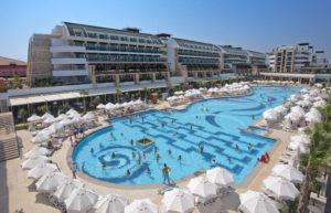 Hotel recomandat pentru sejur All Inclusive în Antalya, Turcia: Crystal Waterworld Resort & Spa1