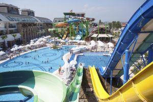 Hotel recomandat pentru sejur All Inclusive în Antalya, Turcia: Crystal Waterworld Resort & Spa5