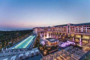 Hotel recomandat pentru un sejur All Inclusive în Antalya, Turcia: Regnum Carya Golf & SPA 5