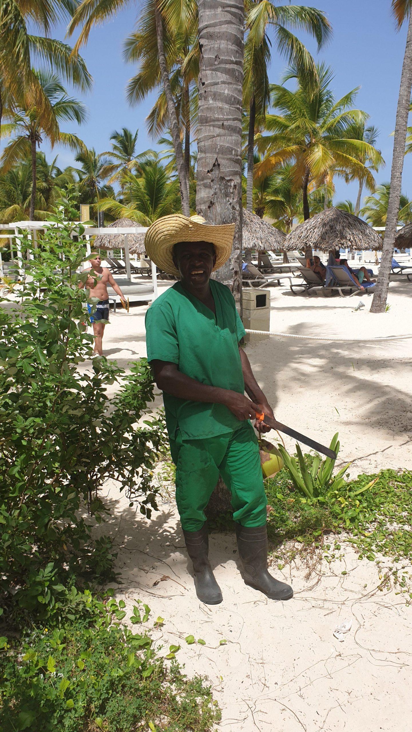 Localnicii din Republica Dominicana: mereu cu zambetul pe buze!