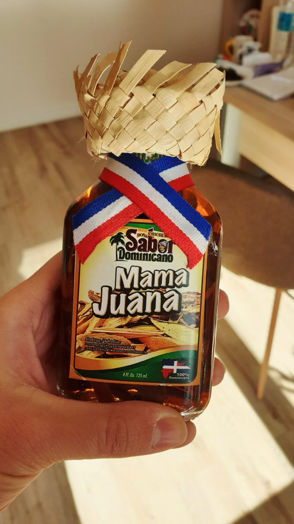 Mama Juana, suvenir din Punta Cana