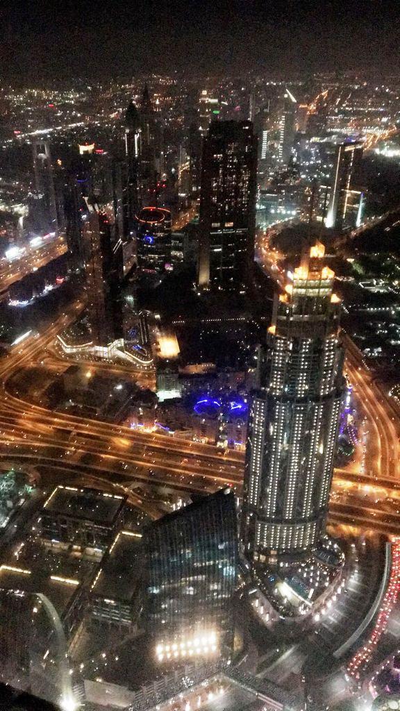 Vedere din Burj Khalifa
