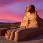 Piramidele şi Sfinxul