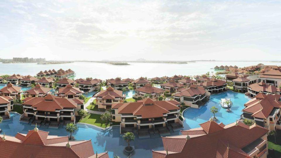 vacanta Dubai la hotel Anantara The Palm Dubai Resort