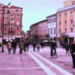 Centrul orașului Rimini