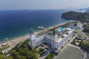 Hotel recomandat pentru sejur All Inclusive în Antalya, Turcia: Amara Dolce Vita1