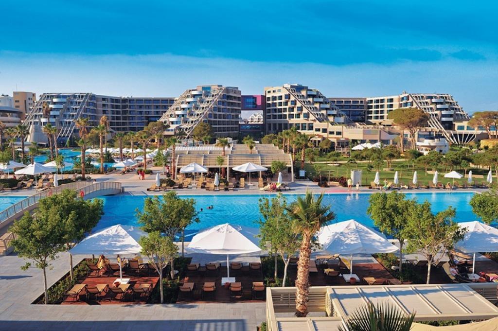 Hotel recomandat pentru sejur All Inclusive în Antalya, Turcia: Susesi Luxury Resort1
