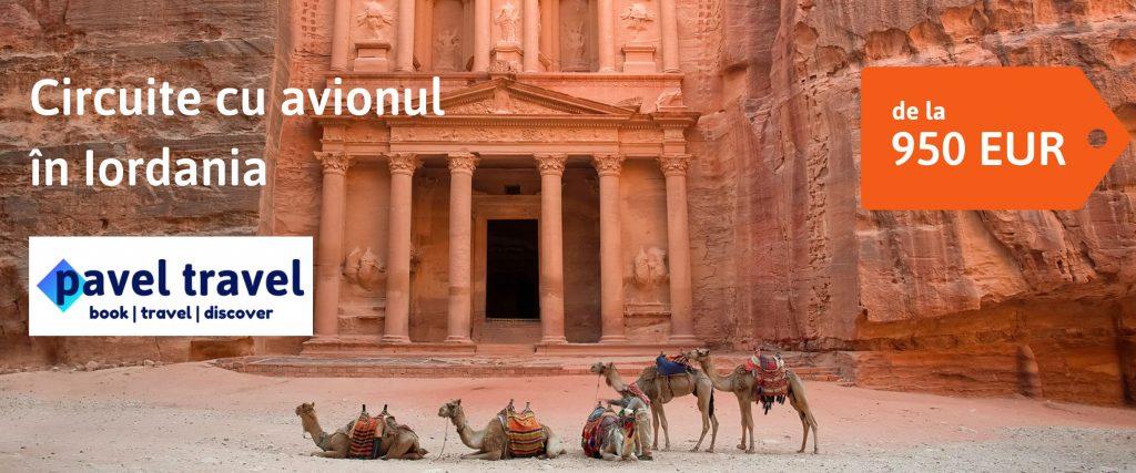 Rezervă o vacanta circuit în Iordania