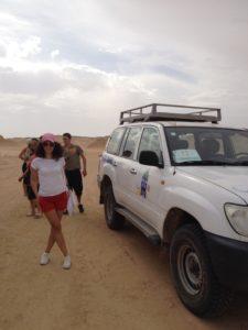 Excursie în Sahara. Vacanță în Tunisia ANCAPAVEL.RO