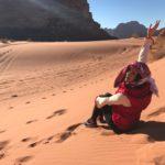 Deşertul Wadi Rum