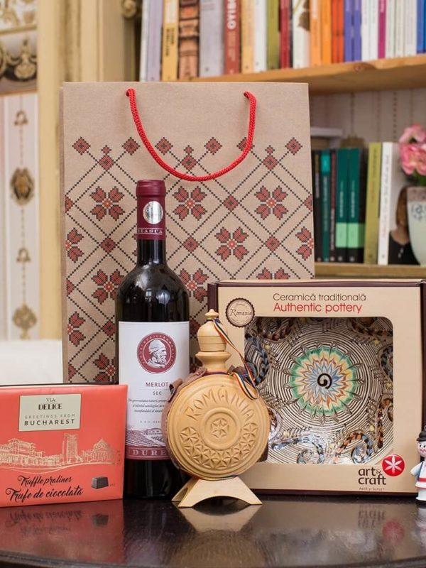 pachet corporate Romanian Folk - Art & Craft