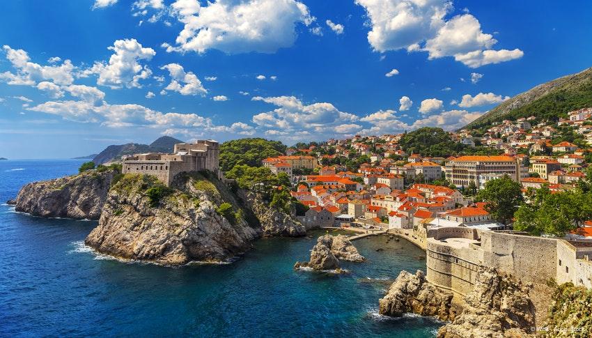 vacanță în Dubrovnik, Croatia