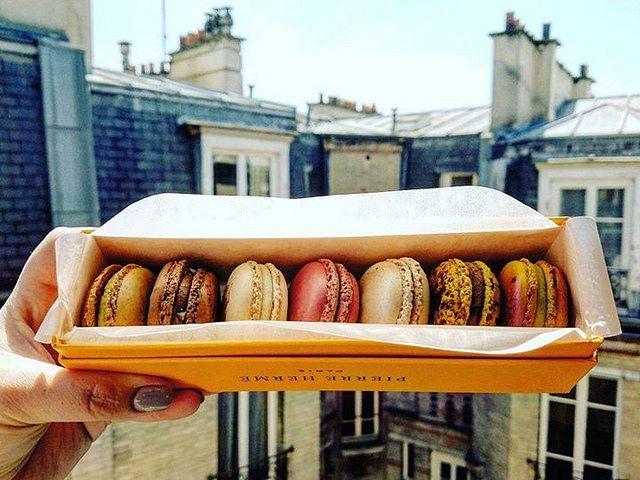 Paris - Pierre Herme - delicii franțuzești pentru vacanța ta