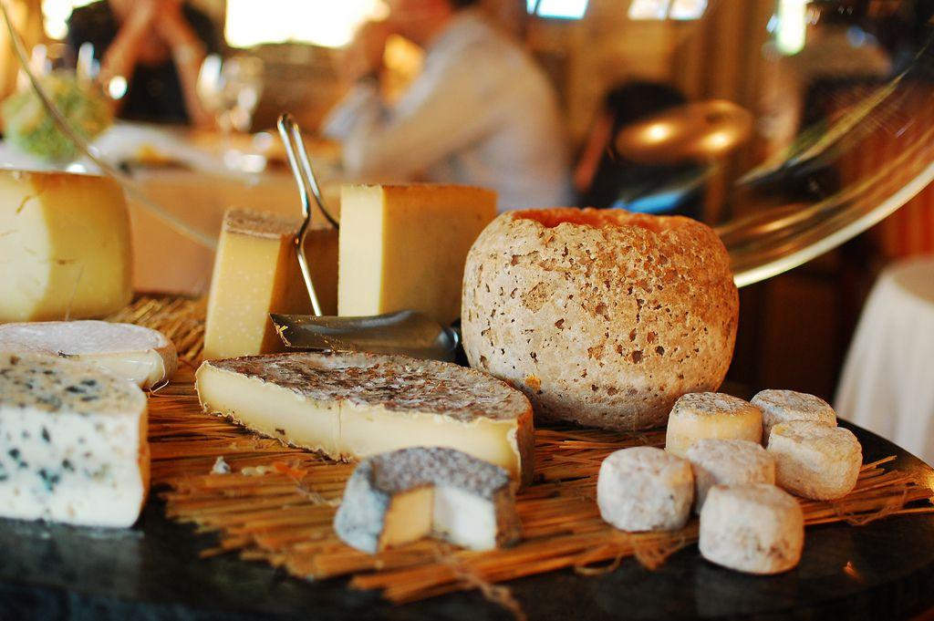 Obiective turistice din Paris - brânzeturile