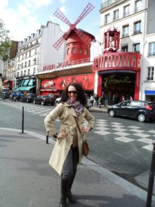 Obiective turistice din Paris - Moulin Rouge