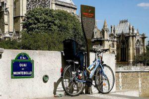 Obiective turistice din Paris - Plimbare cu bicicleta