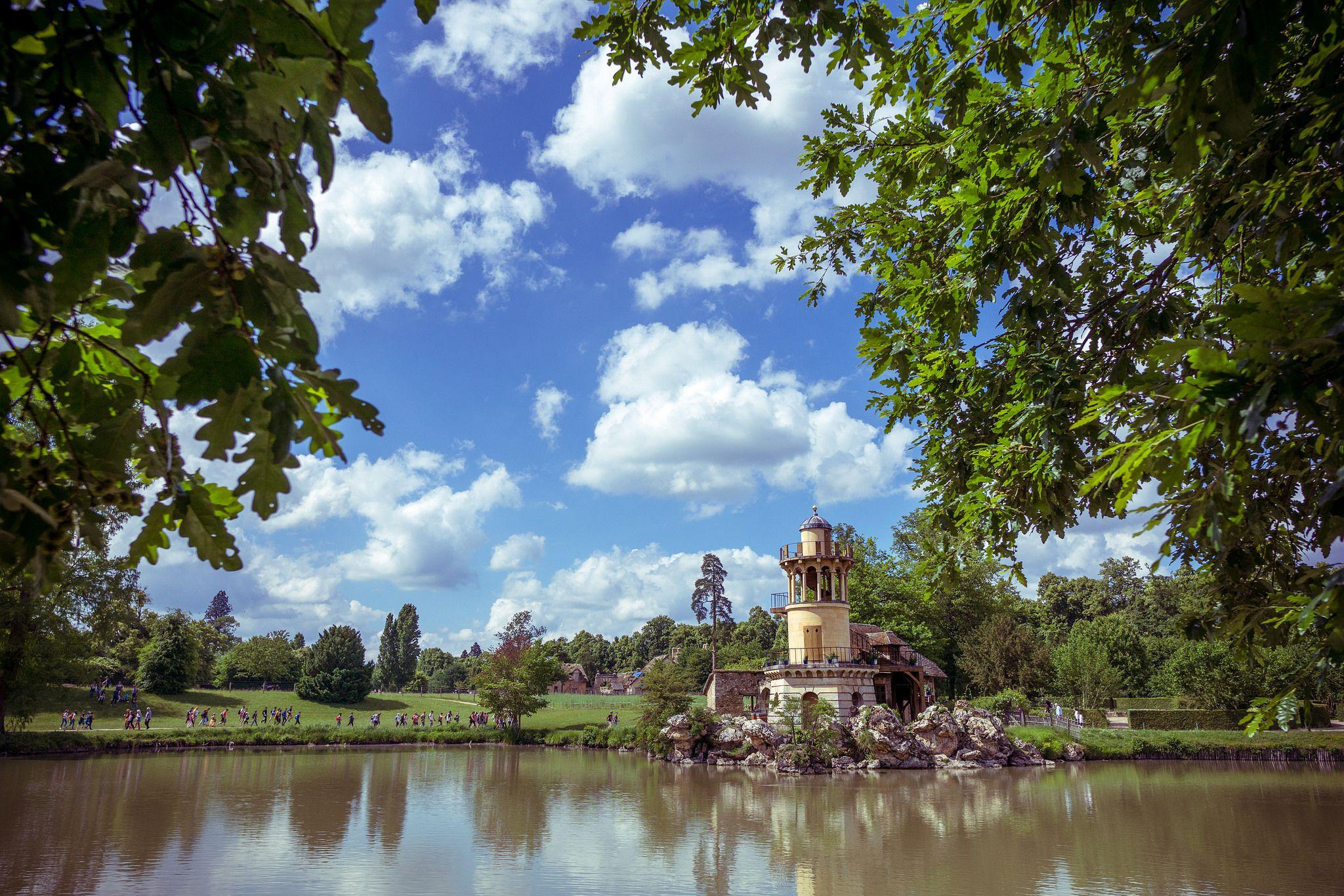 Obiective turistice din Paris - Versailles