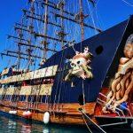 Plimbare cu vasul piraților
