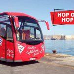 Tur Heraklion hop-on hop-off cu autocarul
