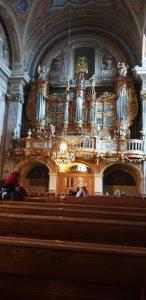 Biserica Sf Ana, Varşovia - ANCAPAVEL.RO