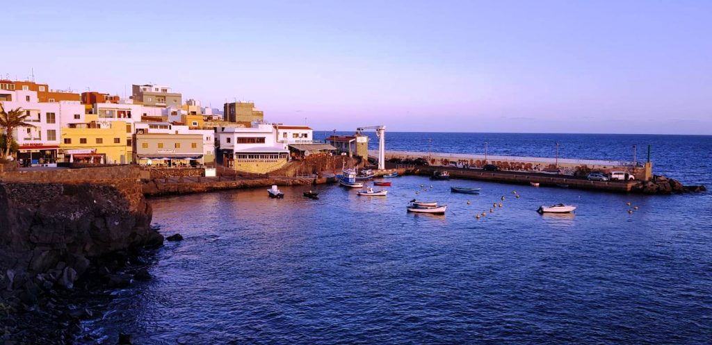 Los Abrigos, Tenerife - ANCAPAVEL.RO