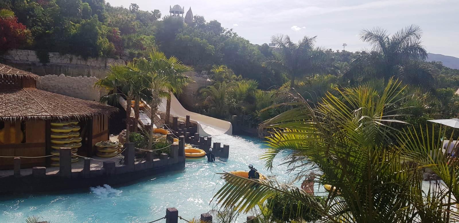 Atractii din Tenerife: Siam Park