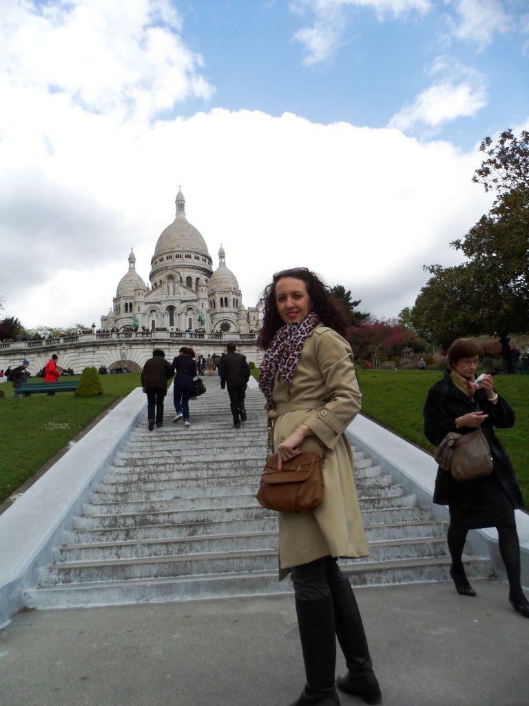 Vacanta la Paris - ANCAPAVEL.RO