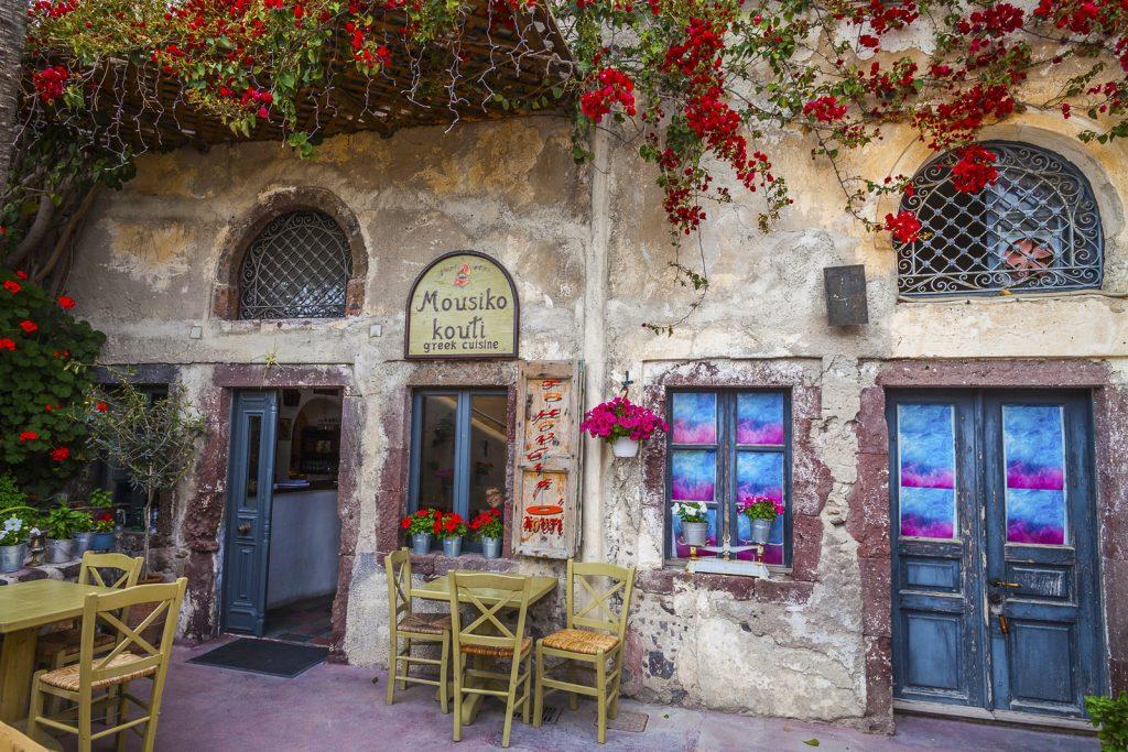 sejur Santorini, Grecia