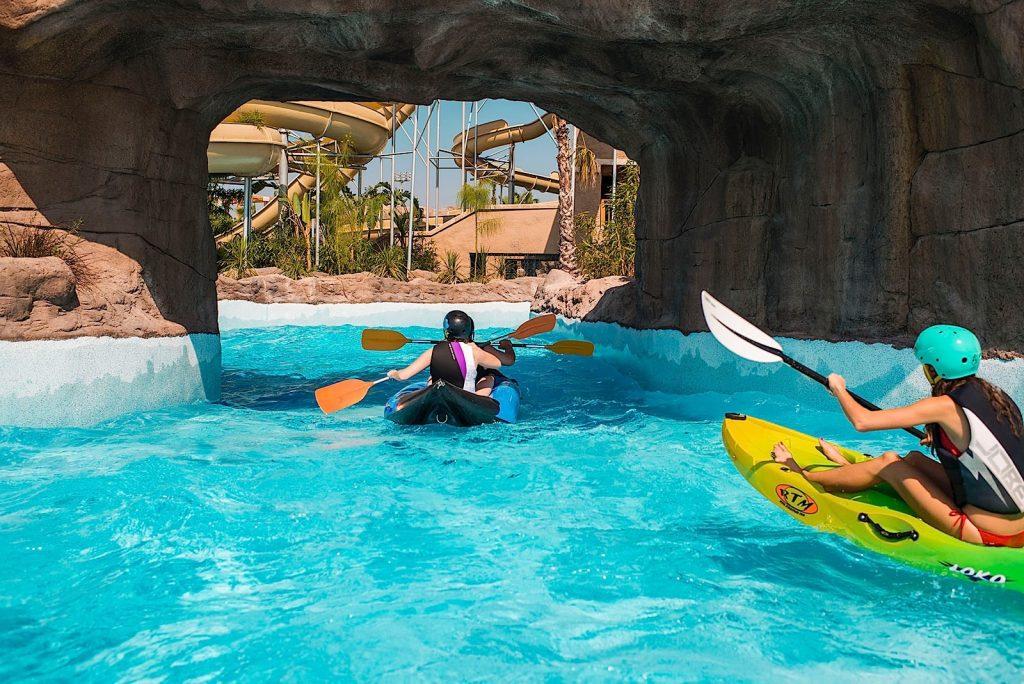 Aqua Park + Regnum Carya Resort 5* Belek - Antalya