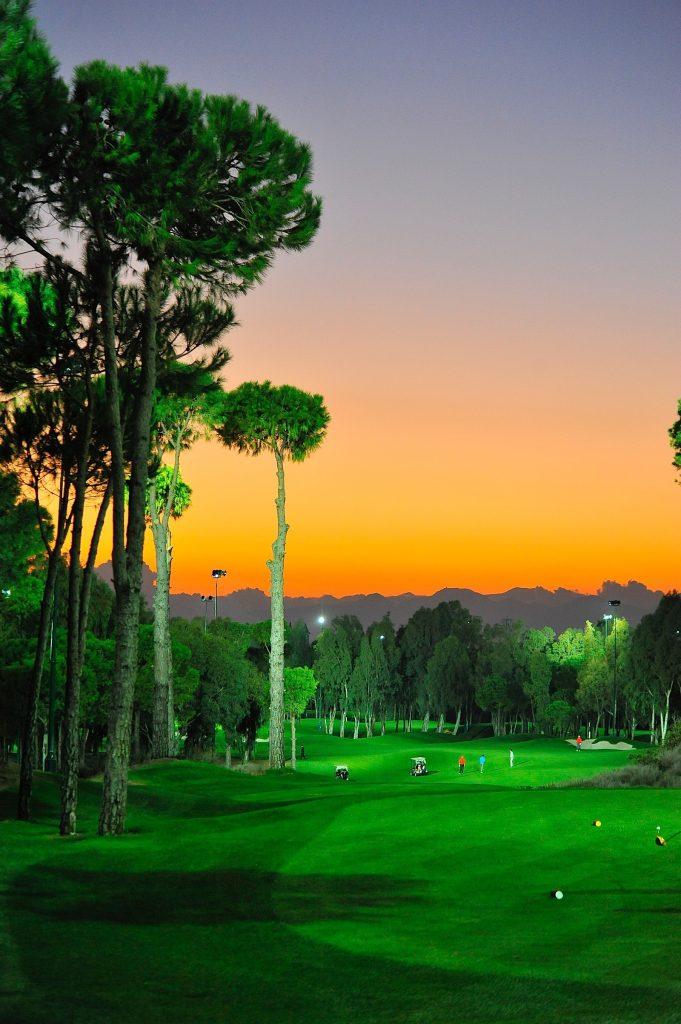 Terenuri de golf - Regnum Carya Resort 5* Belek - Antalya foto @regnumhotels.com