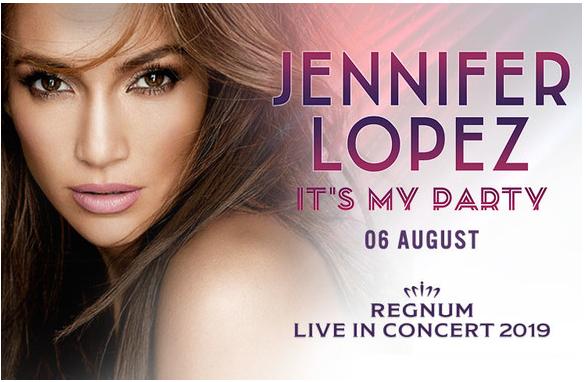 Concert Jennifer Lopez la hotelul Regnum Carya din Antalya