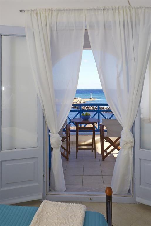 lună de miere în Santorini