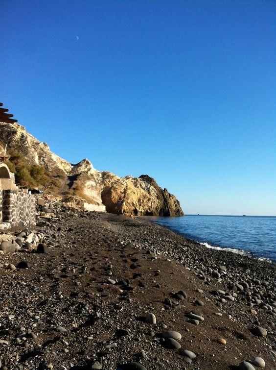 vacanță în Santorini