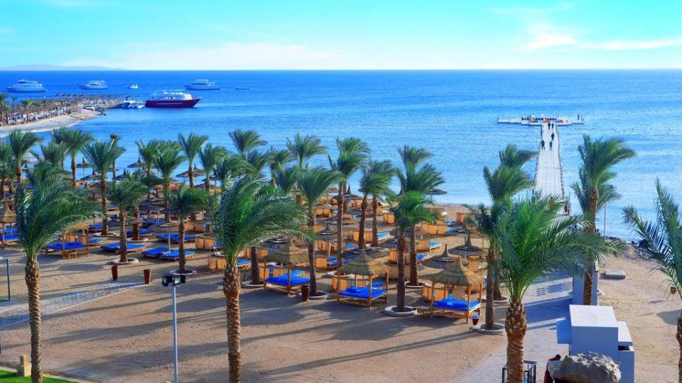 Albatros Palace Resort 5*, Hurghada, Egipt