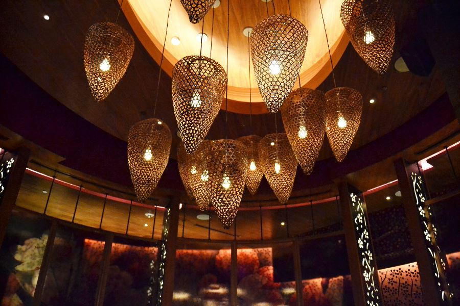 Restaurant NOBU - Atlantis The Palm Dubai