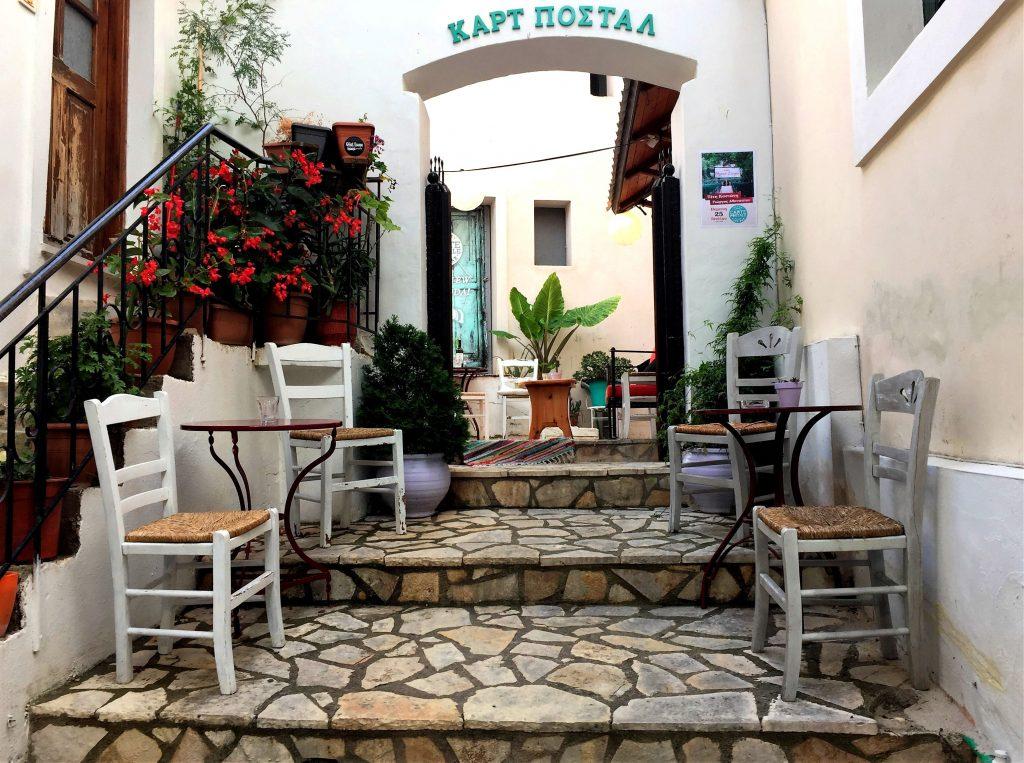 vacanță în Parga, Grecia