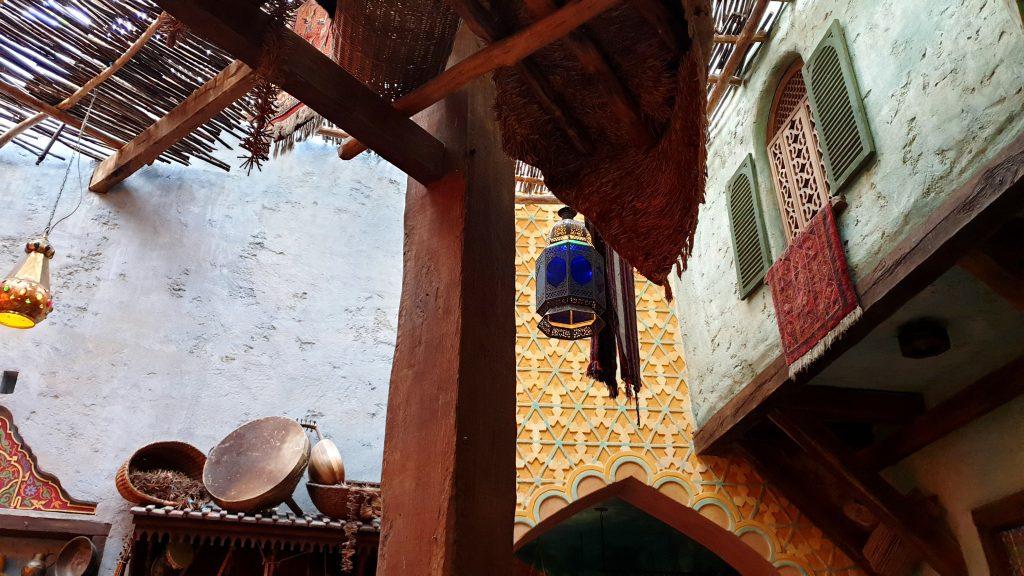 Restaurantul Agrabah, Disneyland Paris